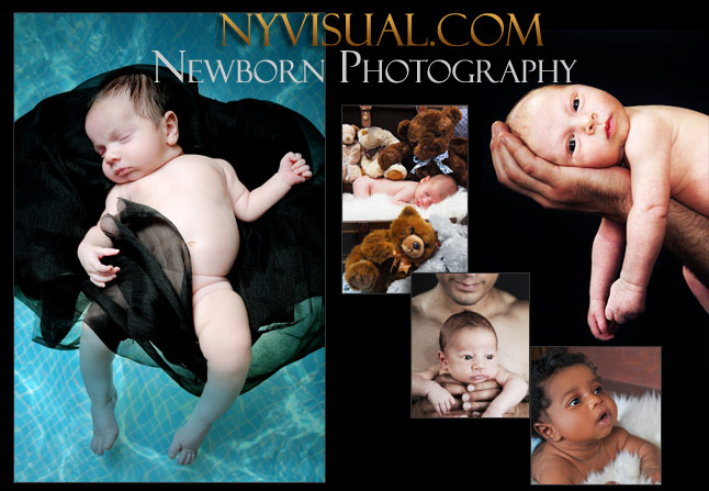 Baby photographer in New York