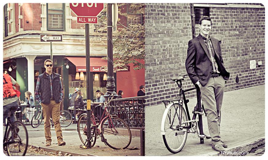 High School Senior Portraits NYC