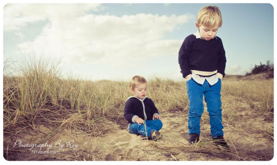 Beach Portraits - Hampton Bays