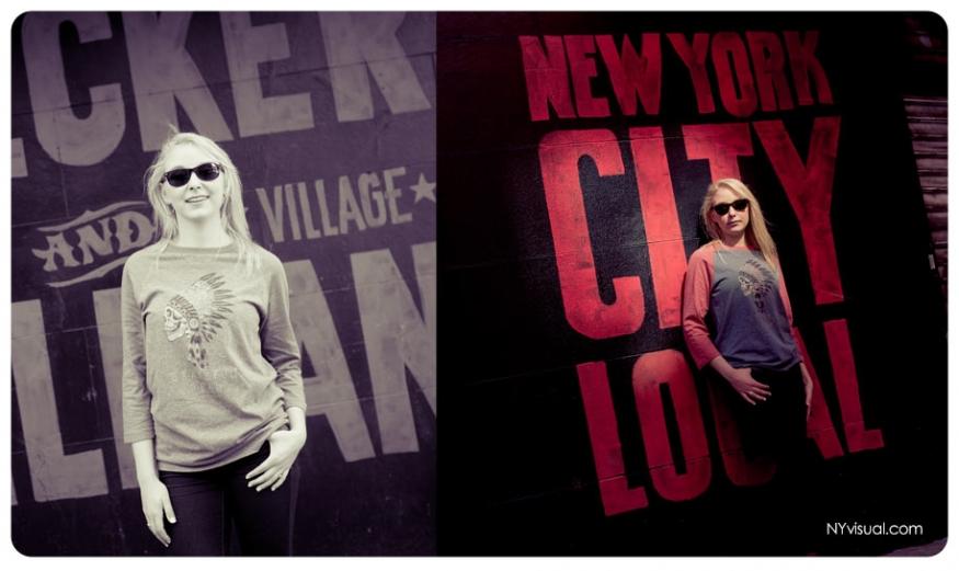 Senior Portrait photography in Manhattan
