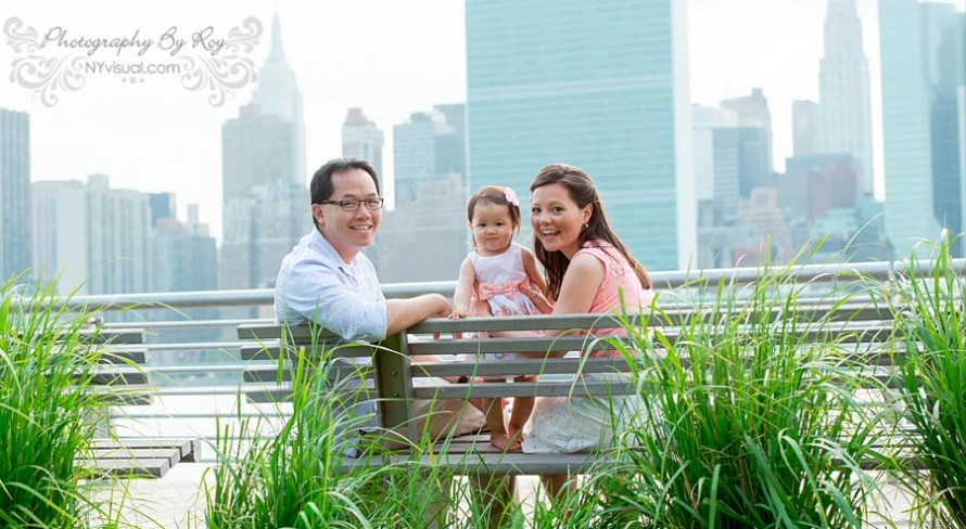1 Year old - Family portraits Long Island City