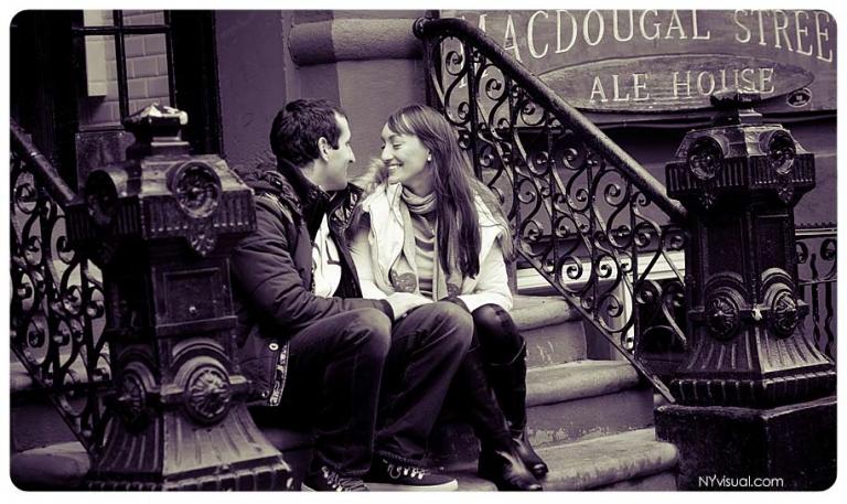 Couple Photographer NYC