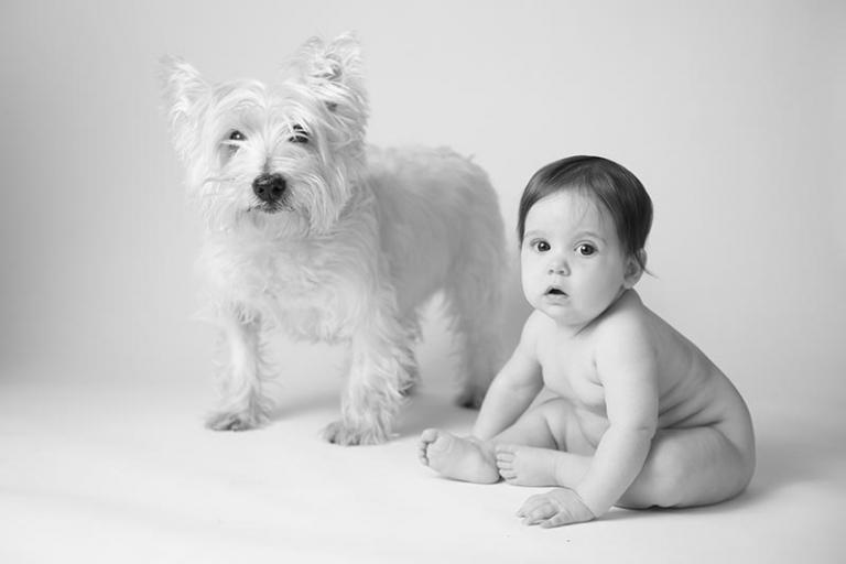 Home Baby Portrait studio